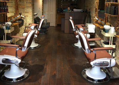 Barber shop in Hackney/London